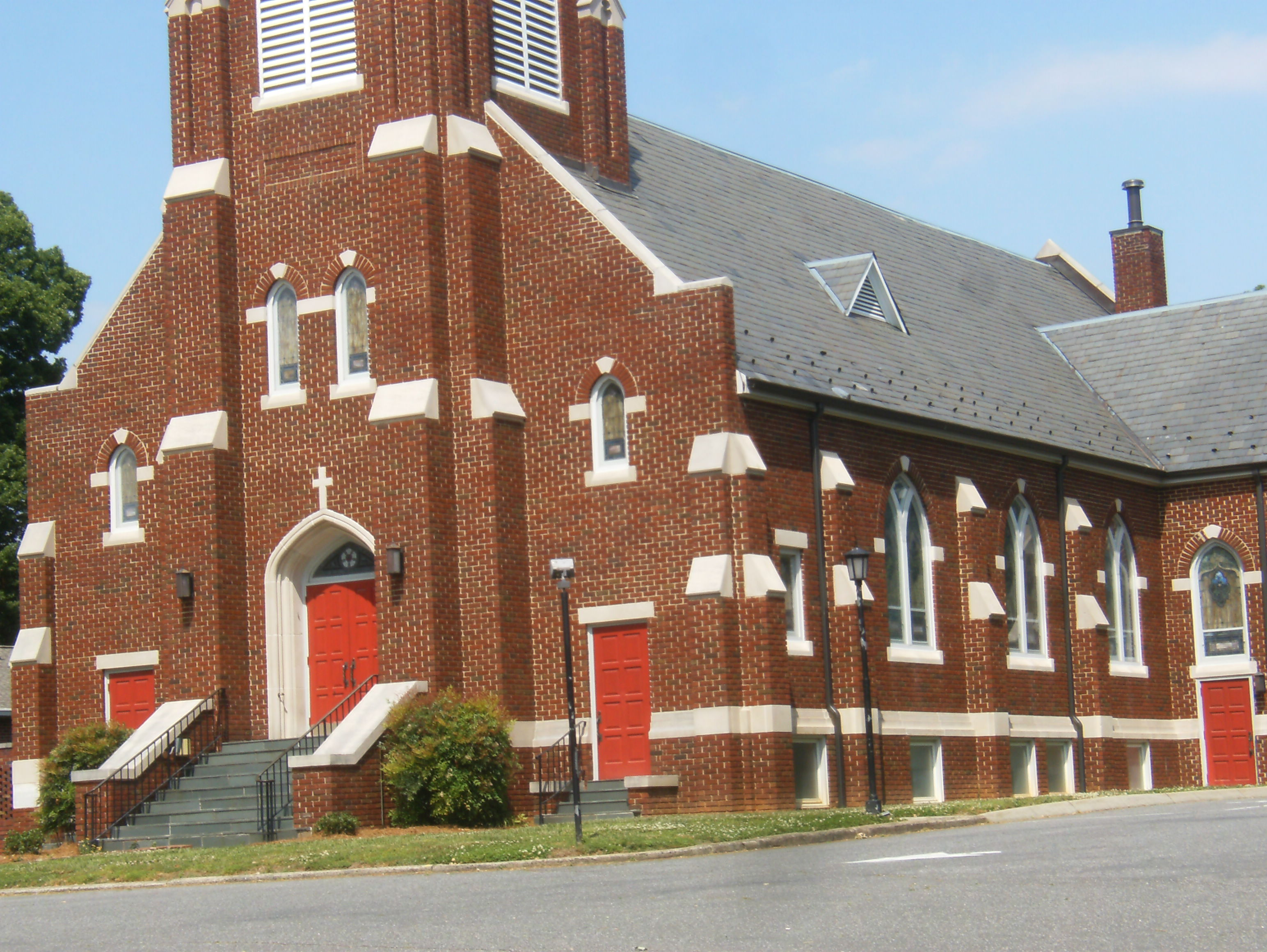 Gaston County Ancestral Trackers Churches And Church Histories